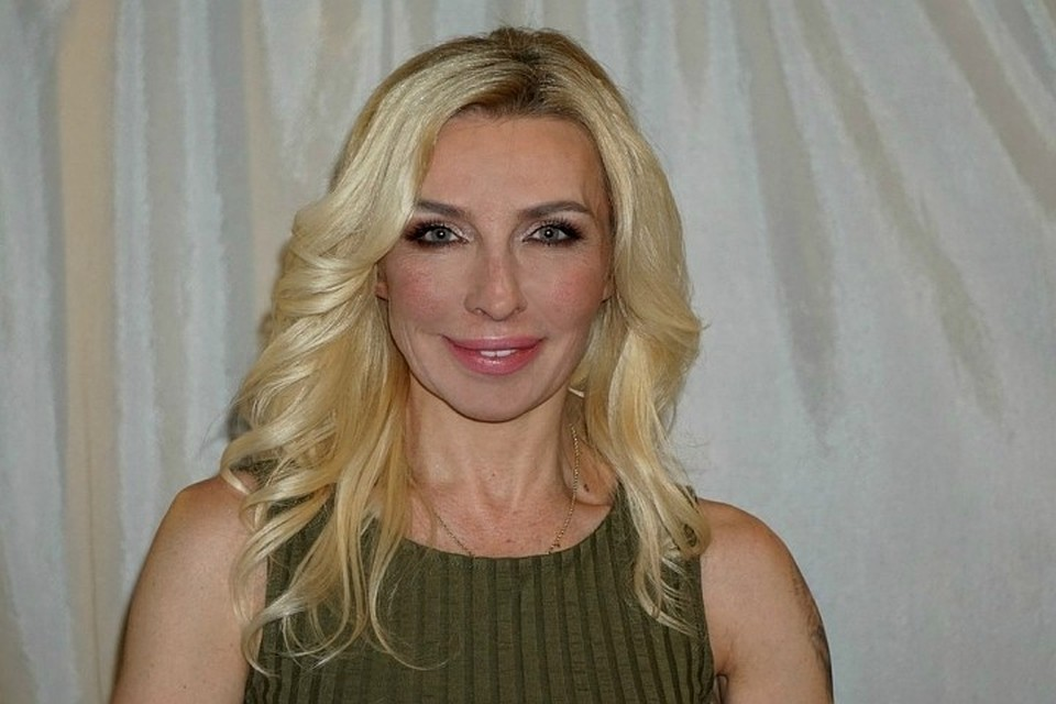 Татьяна Овсиенко. Фото: личный архив певицы