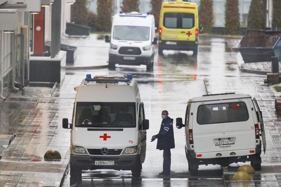 В России за сутки зафиксировано 125 летальных исходов