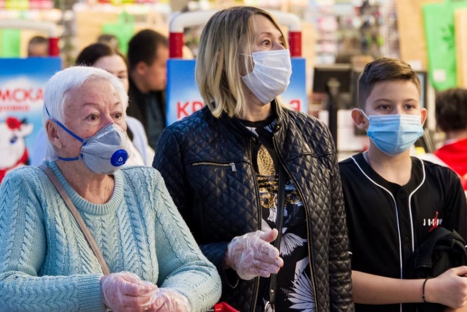 Чаще всего крымчане спрашивают в аптеках противовирусные препараты и медицинские маски