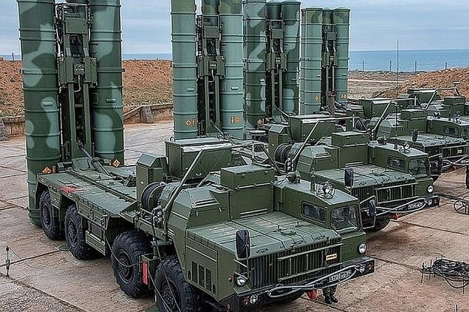 И американцы, и англичане, и итальянцы давно работают над системами, которые должны мешать нормальной боевой работе радаров С-400