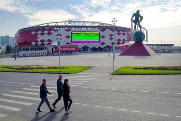 Эксперт объяснил, почему суд решил не закрывать стадион «Спартака» на 90 дней