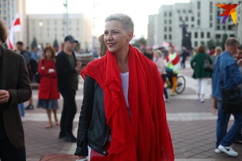 Мария Колесникова отказалась поехать на встречу в СИЗО КГБ с Лукашенко.