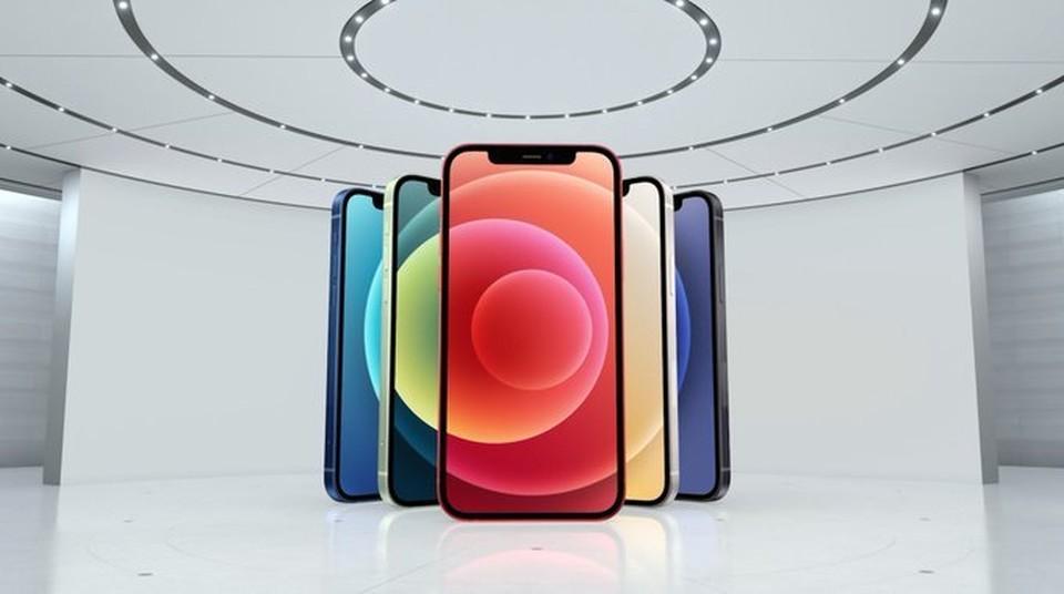 На презентации Apple Event показали смартфон
