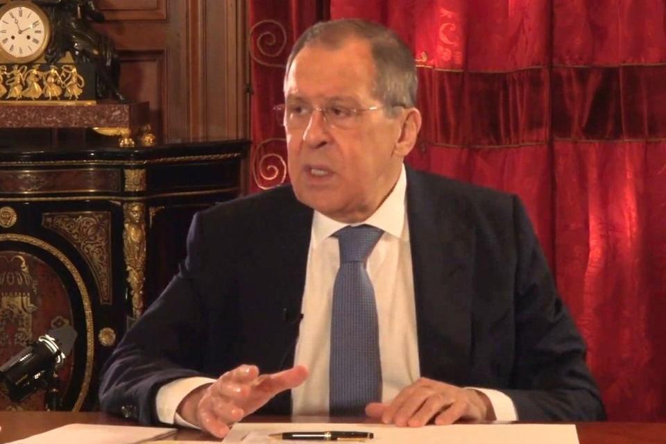 """Сергей Лавров заявил, что ситуация не должна развиваться по принципу """"война - это продолжение политики"""""""