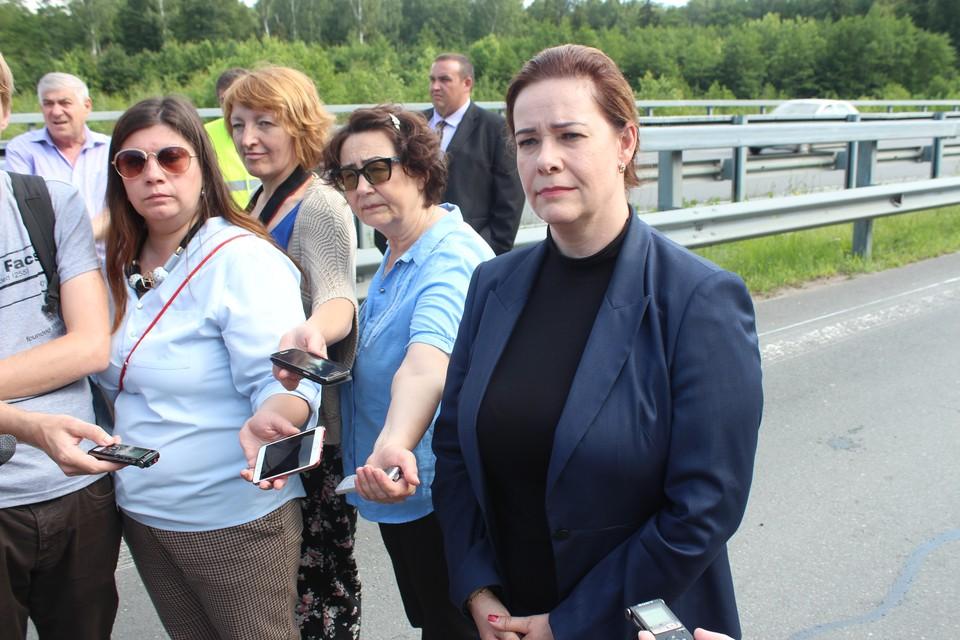 Елена Дятлова назначена замом, чтобы позже стать мэром.