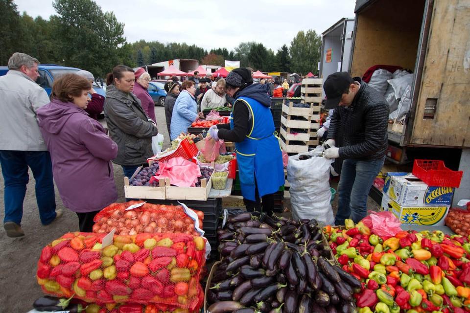 С 2010 года белорусы увеличили (правда всего на три кило) потребление овощей и бахчевых