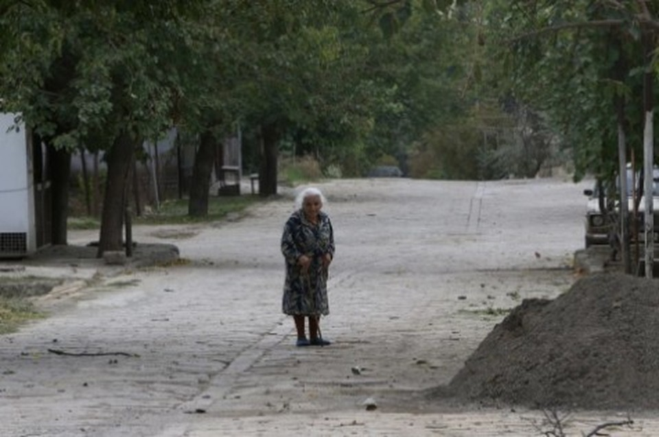 Власти Карабаха сообщили об ударе по Степанакерту