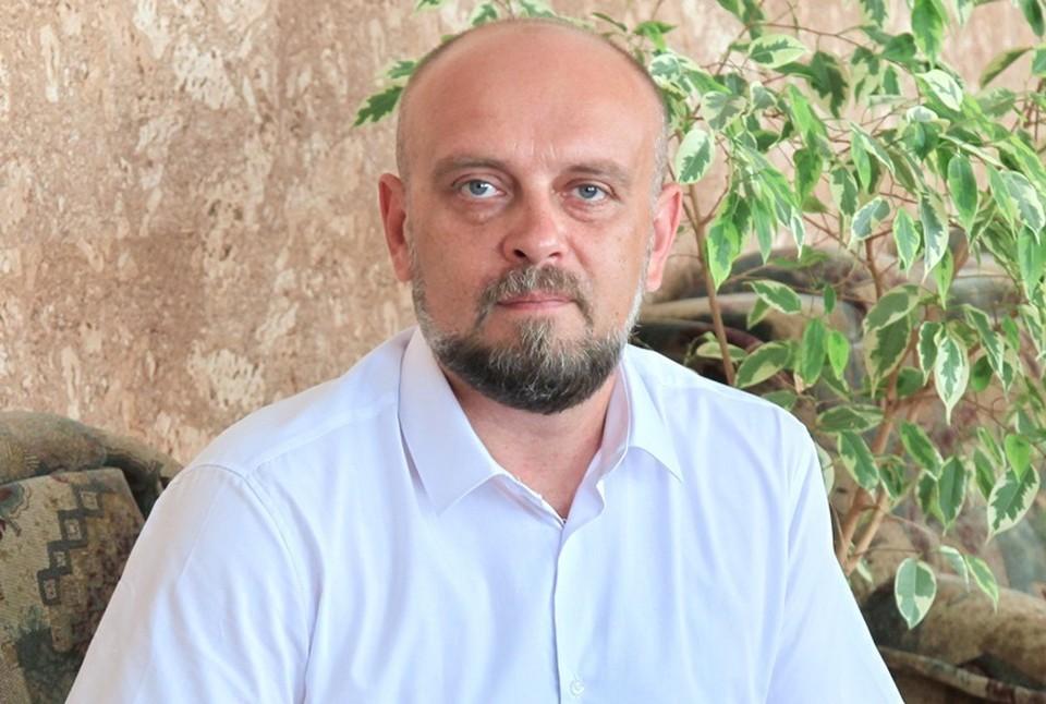 Александр Драган - ректор БрГТУ. Фото: «Вечерний Брест».