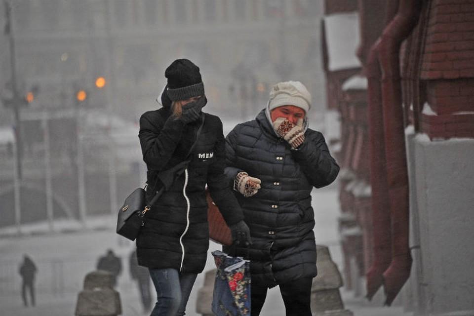 В регионе резко ухудшится погода