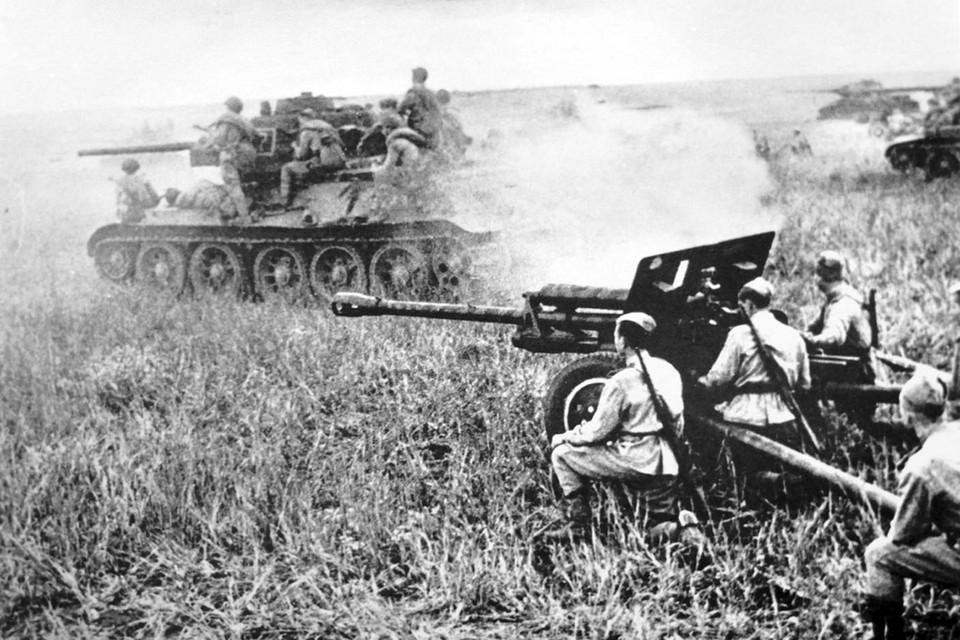 После Курской битвы немцев окончательно погнали на Запад, наступательная инициатива Третьего рейха была окончательно утеряна