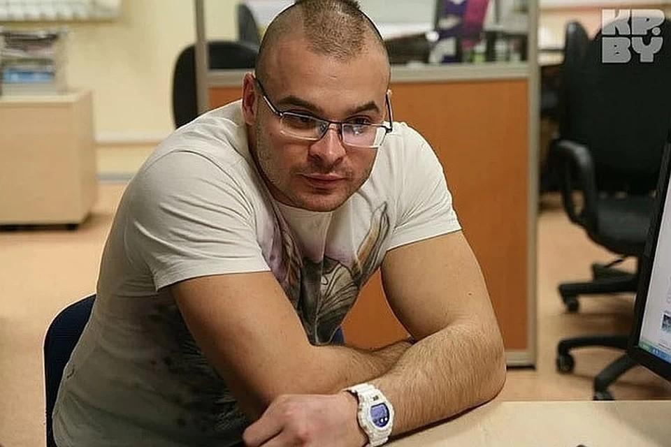 Максим Марцинкевич. Фото: kp.by