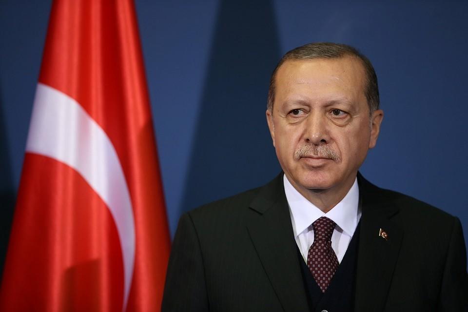 Тайип Эрдоган,