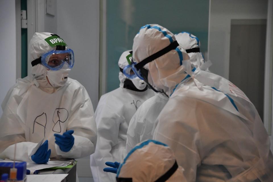 За минувшие сутки в Прикамье было выявлено 115 новых случаев заражения COVID-19.