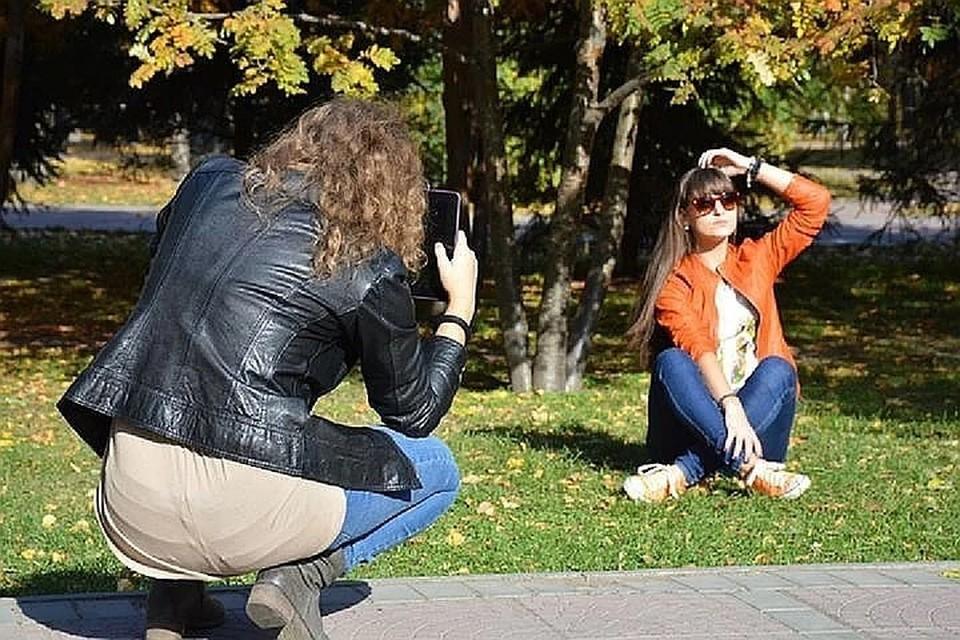 Синоптики обещают недолгое потепление в Новосибирске.
