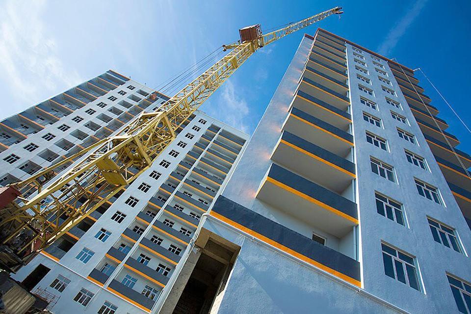 Челябинская область наращивает темпы строительства жилья. Фото: minstroy74.ru