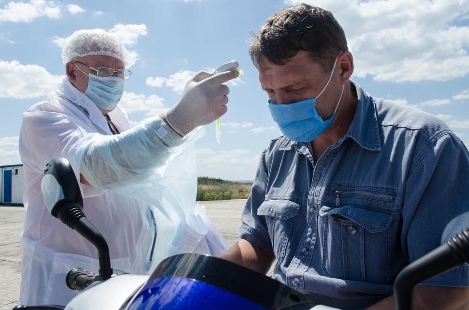 Наибольшее число новых заболевших зафиксировано в Москве - 4648 человек.