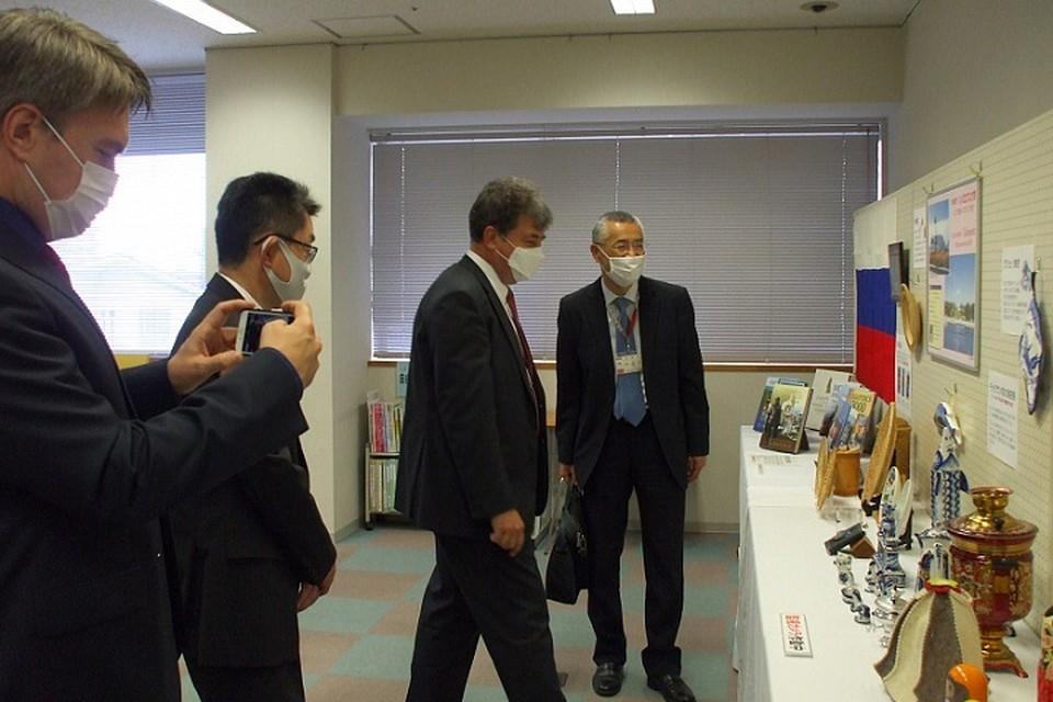 Выставка знакомит посетителей с историей российского Хабаровска