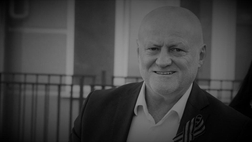 Умер Иван Имгрунт, глава администрации Ялты. Фото: официальный сайт администрации Ялты.