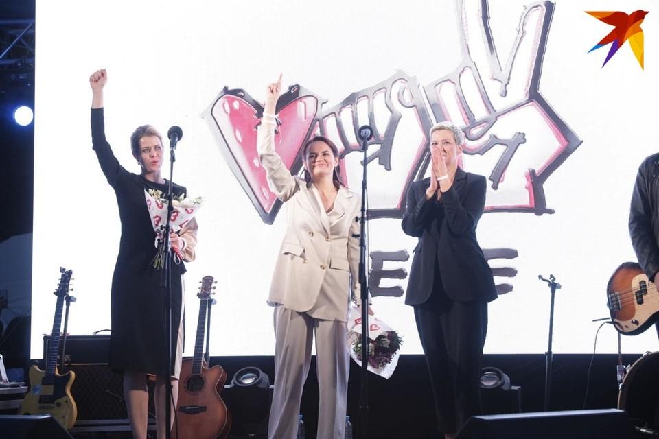 Тихановскую, Цепкало и Колесникову выдвинули на Нобелевскую премию мира 2021 года
