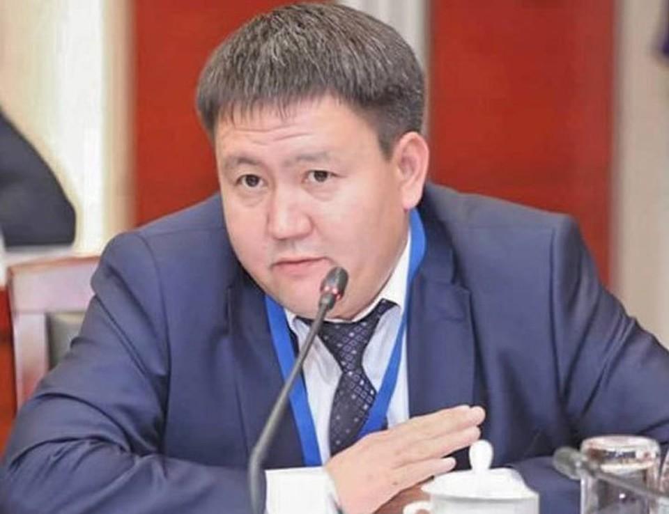 Новый глава РКФР Нурлан Мамытов.