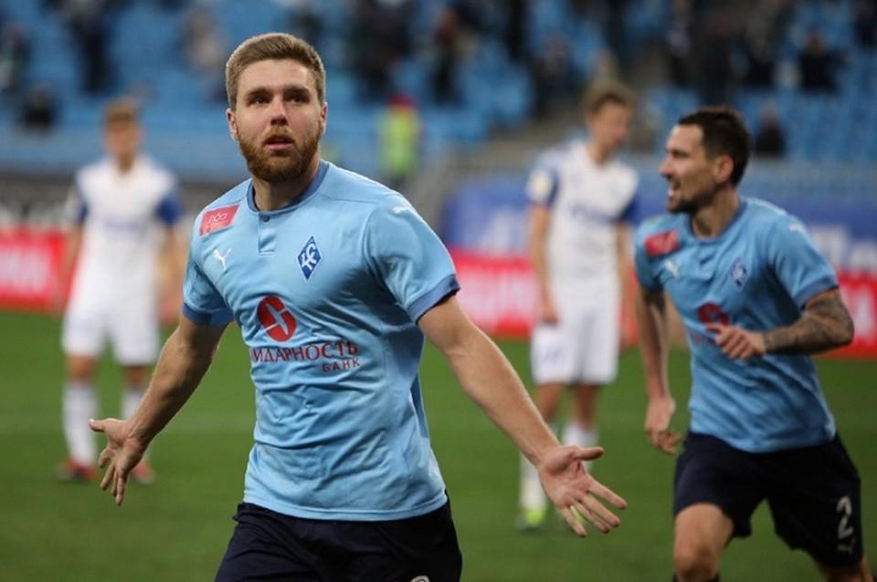 Иван Сергеев забивает почти в каждом матче