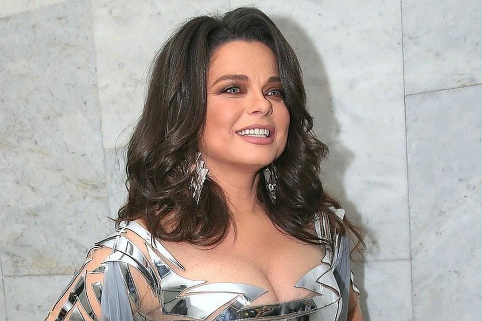 Певица Наташа Королева.