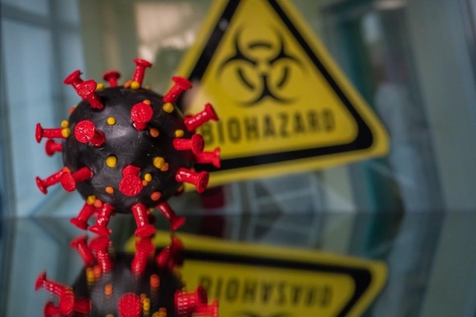 Скончались с начала эпидемии 298 человек.