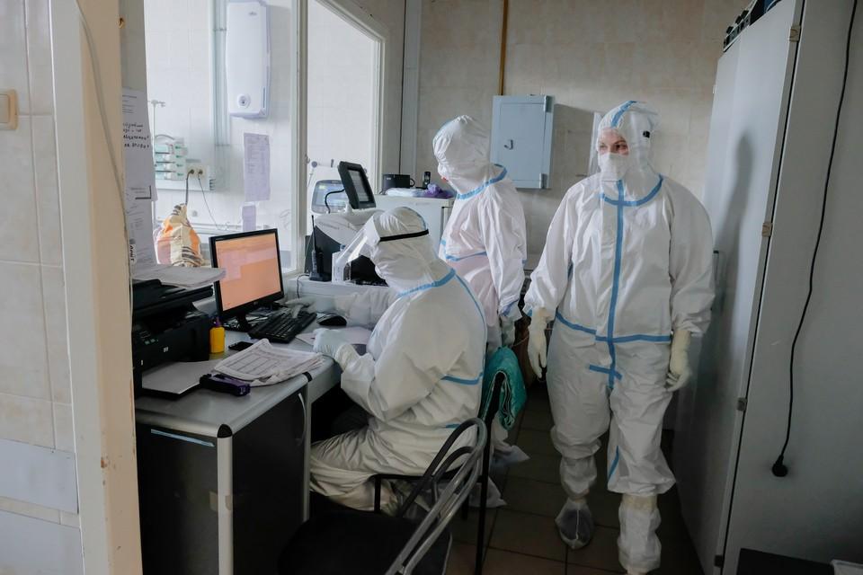 20 октября в Волгоградской области коронавирусом заболели 188 человек, 3 умерли