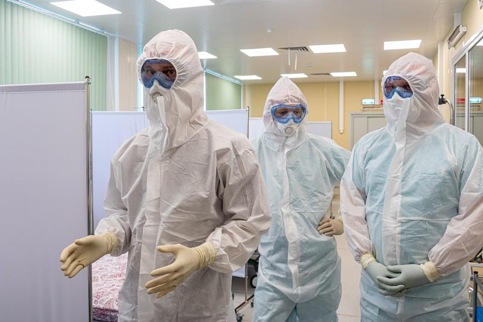 Мишустин рассказал, сколько потратили на борьбу с коронавирусом в России