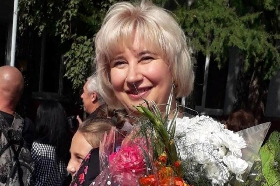 Ирина Антонова, учитель математики лицея № 8 Фото: Вести образования