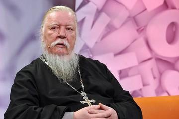 Умер Димитрий Смирнов, протоиерей