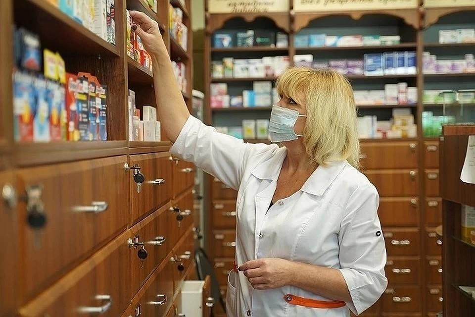 В Волгограде нарастает аптечный ажиотаж.