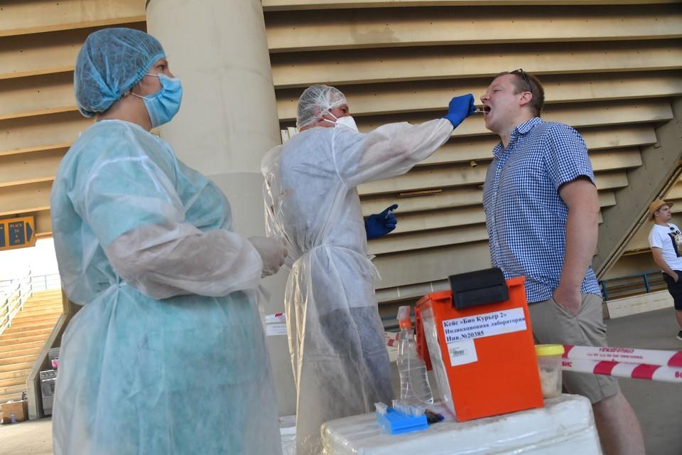 Эпидемиологическая ситуация в ЛНР возвращается в норму