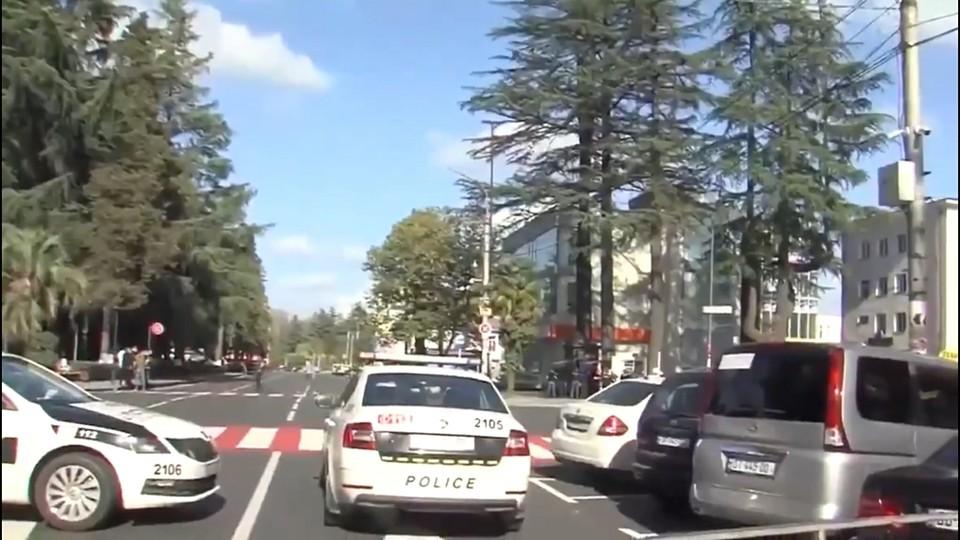 Из «Банка Грузии» освобожден еще один человек.