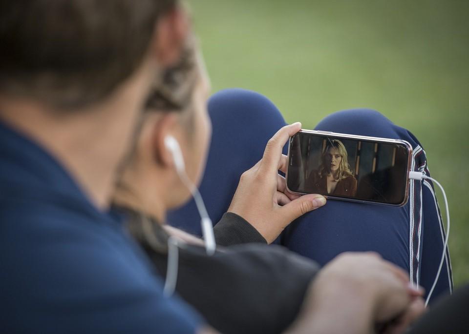 Тюменцы отдают предпочтение комедиям и триллерам. Фото - МегаФон.