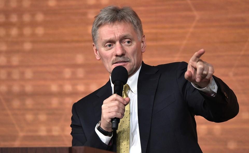 Президент РФ Владимир Путин лично поручил Генпрокуратуре согласовать разрешение на вывоз блогера Алексея Навального в Берлин, сказал Песков.