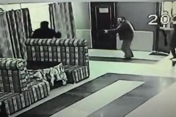 «Отец с автоматом, сын с ружьем»: убийство бойца MMA в Дагестане попало на видео