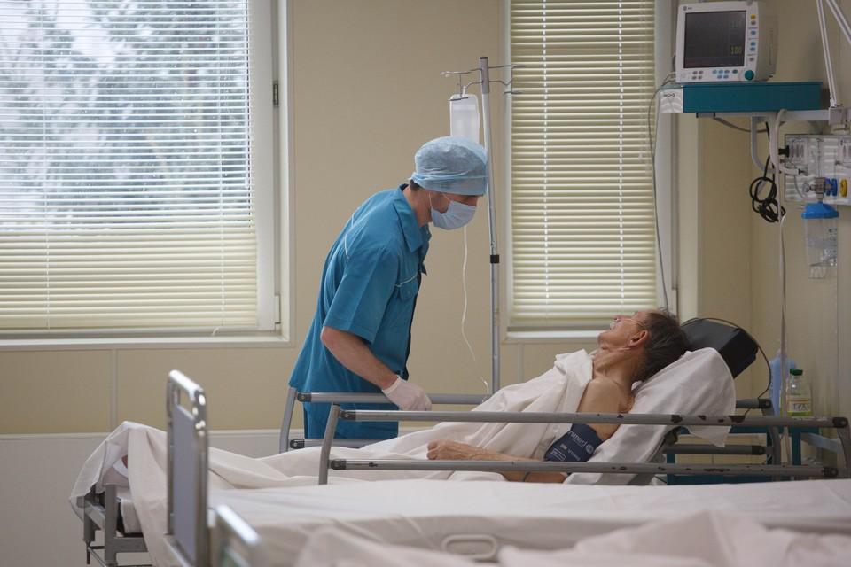 В Москве за сутки скончались 63 пациента с коронавирусом