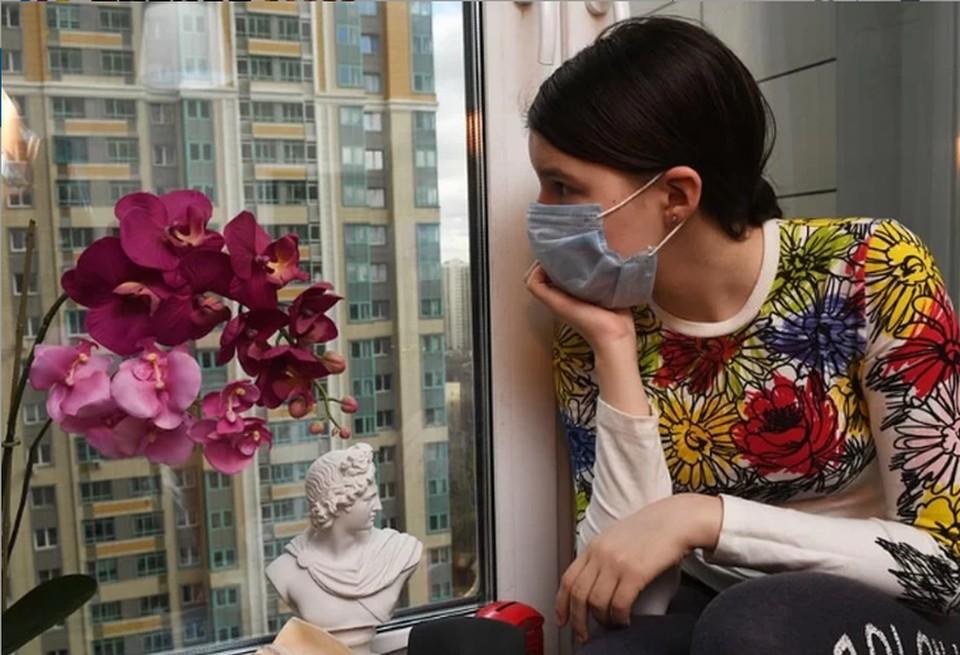 Спад заболеваемости коронавирусом в России спрогнозировали в Роспотребнадзоре