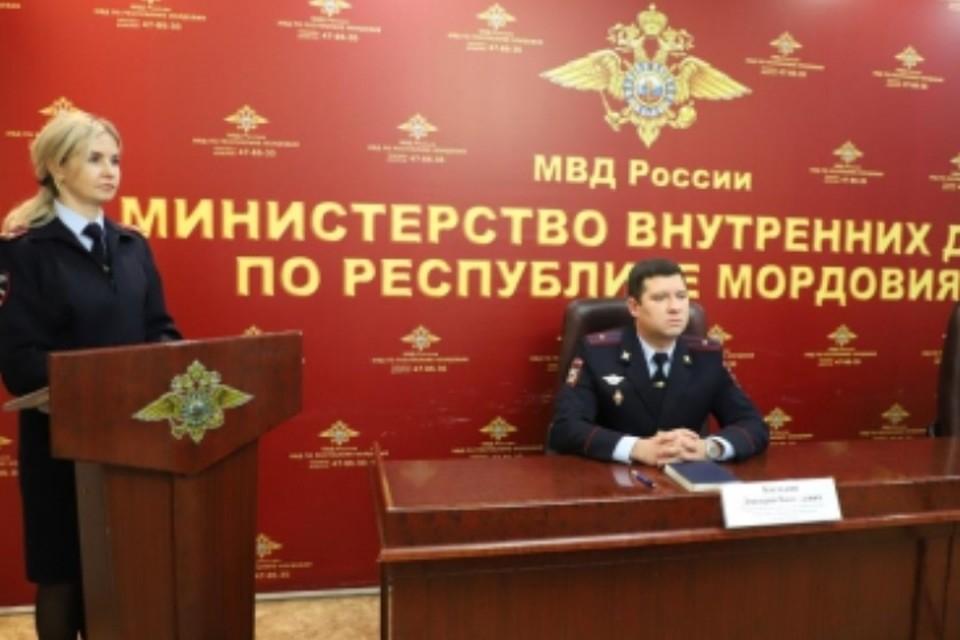Пресс-служба УМВД РФ по Республике Мордовия