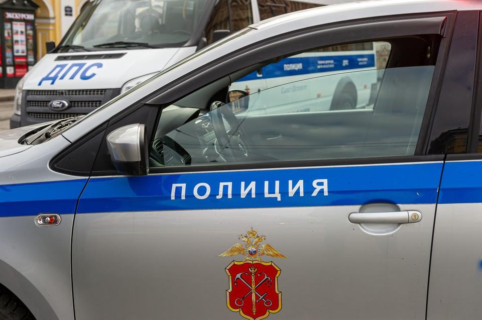 В Петербурге подожгли иномарку на Гороховой улице.