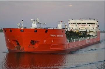 """""""10 человек спасли, троих ищут"""": российский танкер терпит бедствие в Азовском море после взрыва на борту"""