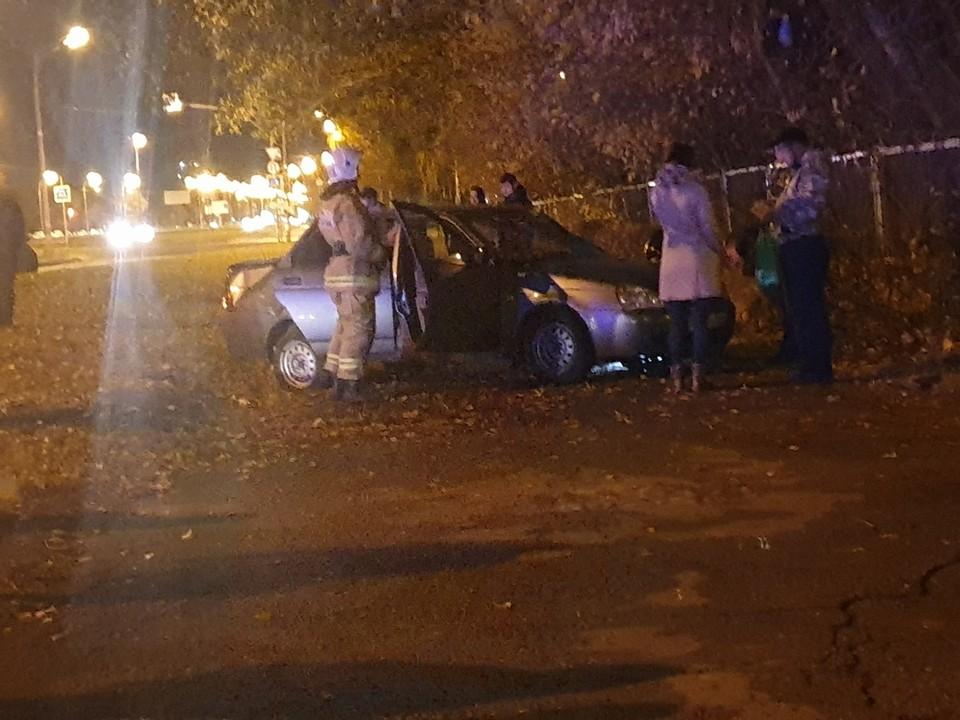 В Тольятти случилось ДТП. Фото: Происшествия Тольятти