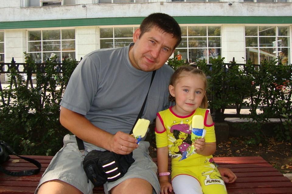 Родители уверены, что их дочь Катя жива. Фото: семейный архив.