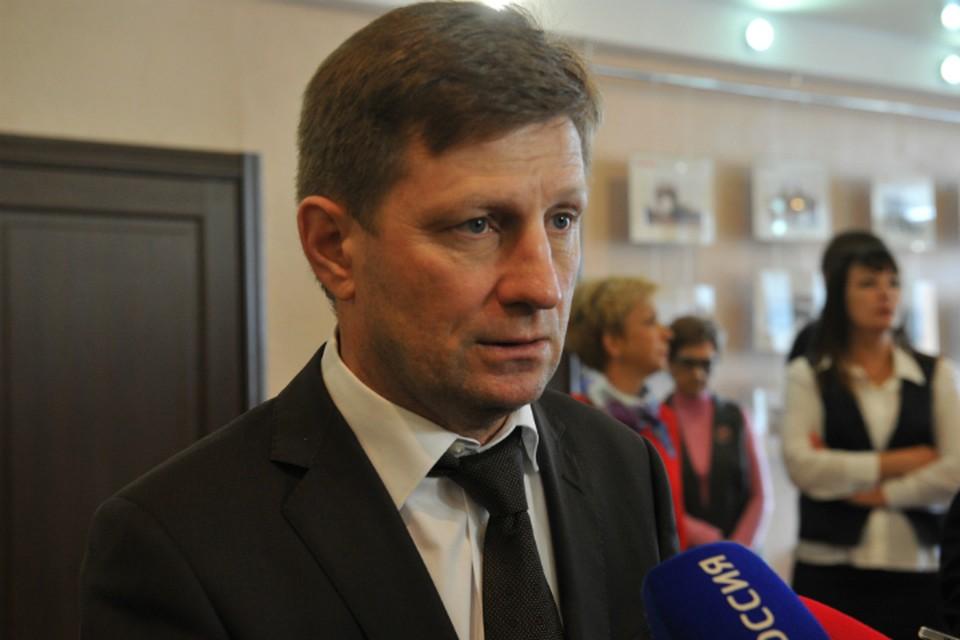 Продолжается расследование уголовного дела, фигурантом которого стал экс-глава Хабаровского края Сергей Фургал