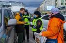«Остановитесь: праздник!»: «Комсомолка» вместе с ГИБДД поздравила водителей с Днем автомобилиста