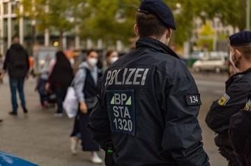 В Берлине ввели масочный режим