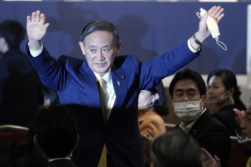 Ёсихидэ Суга заявил, что будет стремиться к всестороннему развитию отношений с Россией
