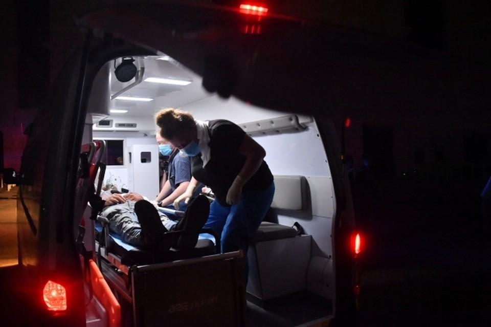 В медицине катастроф Коми рассказали, как медики справляются с огромным количеством вызовов из-за COVID–19