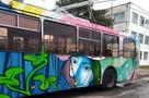 Нижегородский троллейбус «оделся» в шедевры Пикассо